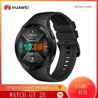 Originele Huawei Horloge GT2E Gt 2E 100 Workout Modi Smart Horloge Hartslag Tracker Gezondheid Functies Sport Tracker Muziek Smartwatch