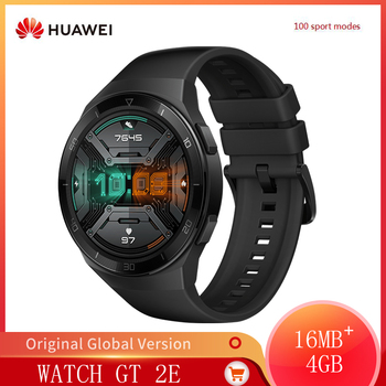 Original HUAWEI Watch GT2E GT 2E 100 Workout Modes Smart Watch Heart Rate Tracker Health Features Sport Tracker Music SmartWatch