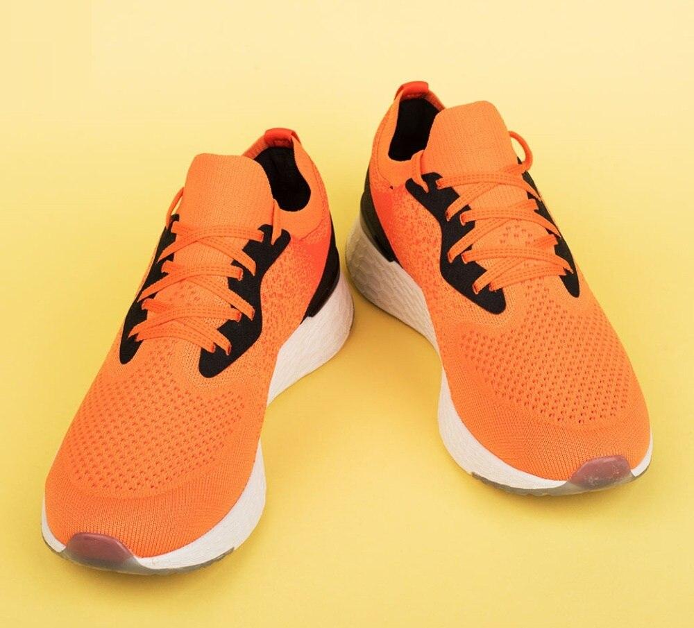Nouveau COOLMAX volant tissage lumière de course respirant à séchage rapide chaussures de sport absorption des chocs rebond loisirs Sneaker-in Protection chaussures from Maison & Animalerie    1