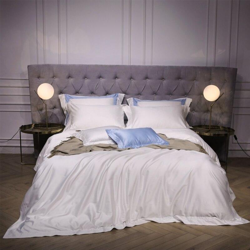 Pure Long Wool Satin Cotton 8PC Bedding Set - Novarian Creations