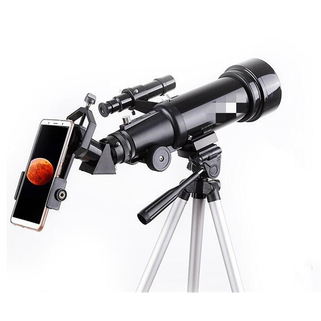 Powerseeker 70400 Astronomical Telescope HD Night Vision Professional Students Have Good Observation Effect TS70400