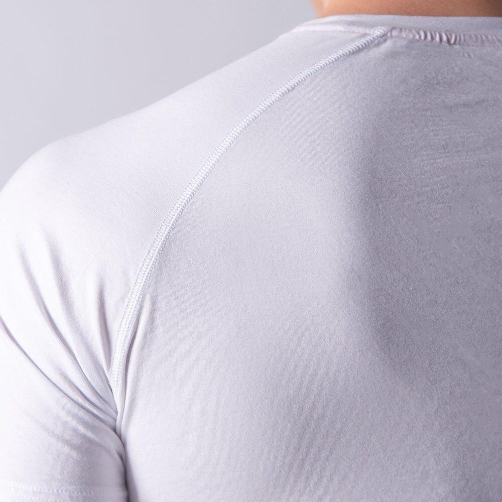 Short Sleeve Gym T-Shirt for Men Mens Clothing Tops & T-shirts