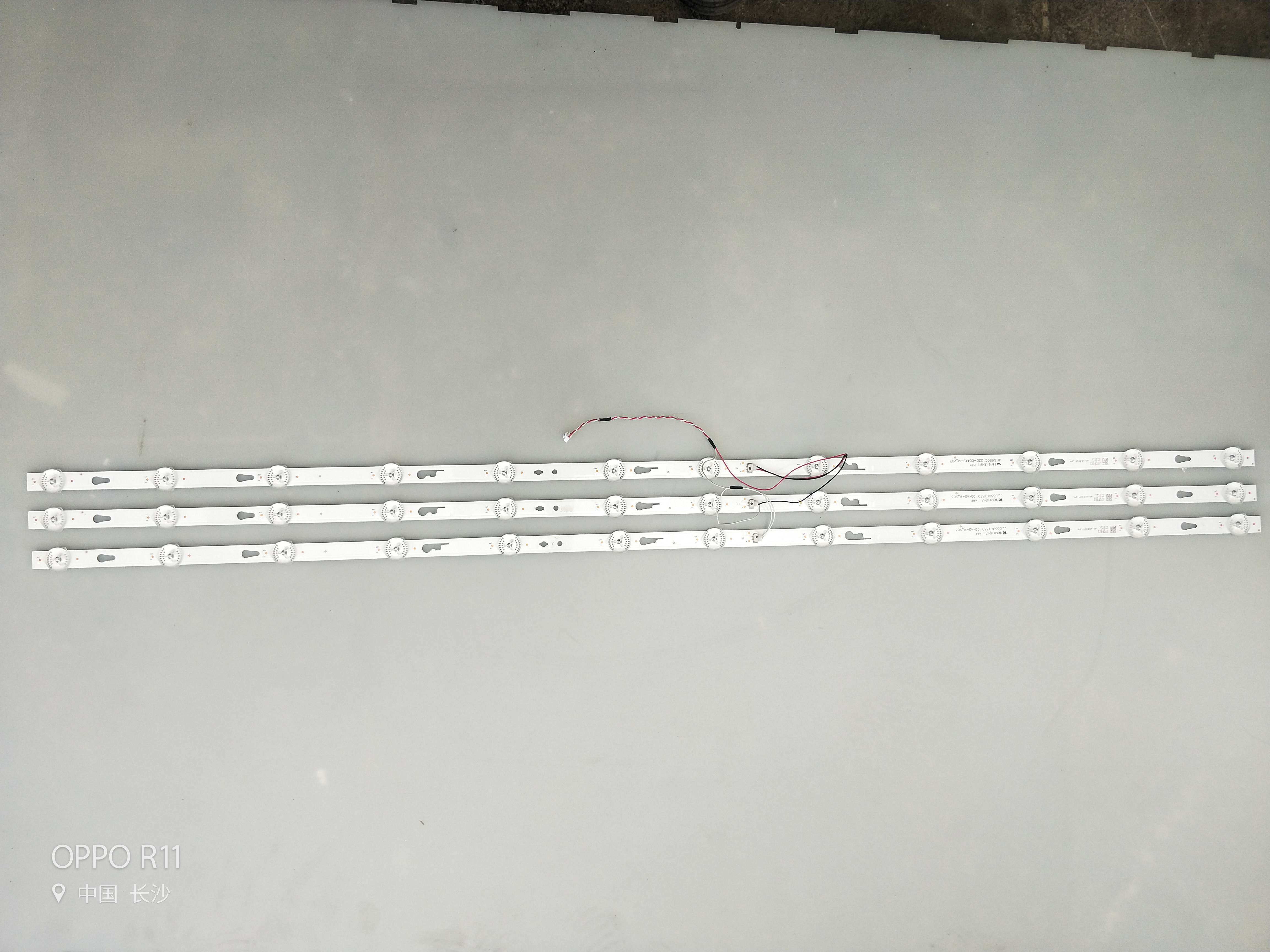 LED Backlight Strip 12 Lamp For MI 55