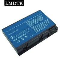LMDTK nowy 6 komórki laptop bateria do acer Aspire 3100 5100 5630 9110 BATBL50L6 BATBL50L8 BATBL50L8H darmowa wysyłka w Akumulatory do laptopów od Komputer i biuro na