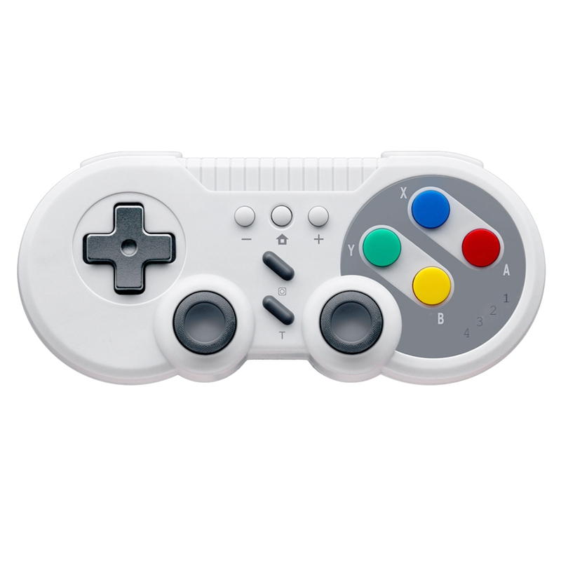 FFYY-SF30 Pro Gamepad Controller For Nintendo Switch Windows MacOS Android Joystick Vibration Bluetooth Controller