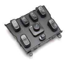 Interrupteur maître électrique pour fenêtre de mercedes benz, pour W163, ML320, ML400, ML430, ML500, 1998 2005, A1638206610, nouveauté 1638206610