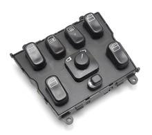 מתג חלון חשמל מרצדס בנץ W163 ML320 ML400 ML430 ML500 1998 2005 A1638206610 1638206610 חדש מאסטר מתג