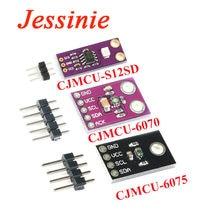 Sensor uv que detecta o módulo do sensor da intensidade da luz ultravioleta alta-sensibilidade veml6070 eml6075 CJMCU-6070 s12sd para arduino