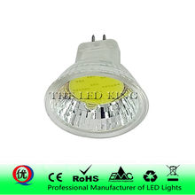 Nuevo foco Led de alta potencia MR11 GU4 COB 6w 9w 12w regulable de 2835 Led blanco cálido mr 11 12V 5730 bombilla(China)