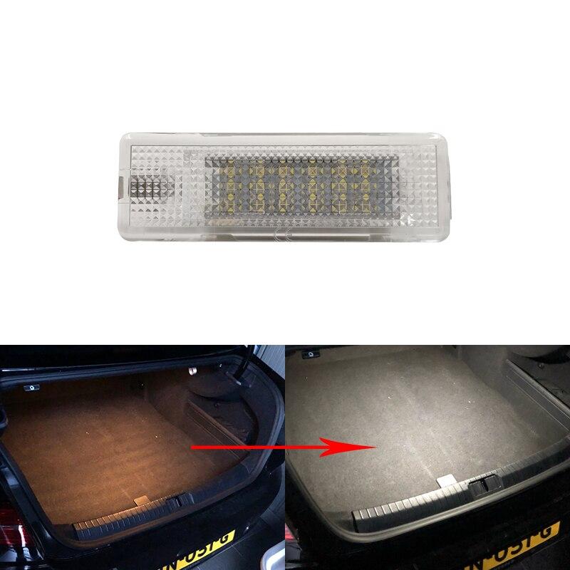 Для Volkswagen VW Passat B6 B7 B8 седан универсал вариант 1xled внутренний багажник Чемодан отсек светильник
