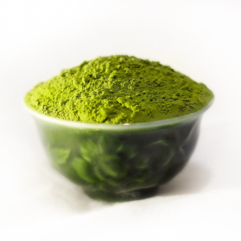 Promotion!  100g Matcha Green Tea Powder 100% Natural Organic slimming  tea 2