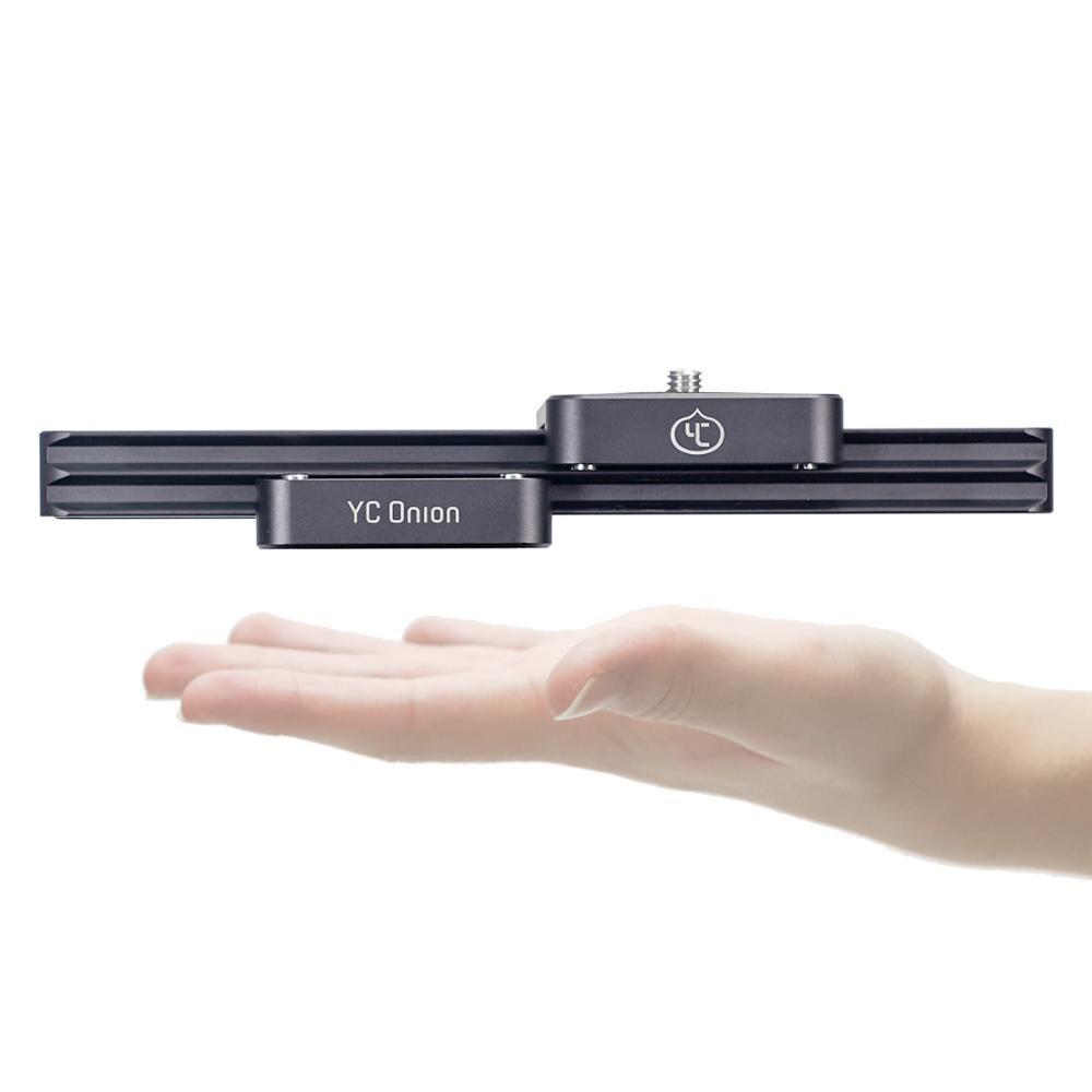YC cebolla Chocolate Slider Mini Manual portátil DSLR Dolly Cámara Slider 9 ''/23cm deslizador hidráulico de amortiguación para grabación de vídeo Vivicine T12 inteligente 3D casa teatro Proyector de Video 1920x1080 píxeles 100% offset Auto enfoque con Zoom 1080P Full Proyector HD Beamer