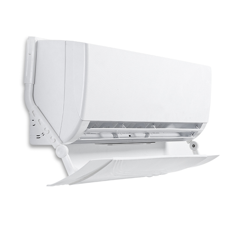 Hanging-type Air Conditioning Windshield Anti-direct Blowing AC Deflector Household Air Conditioning Dustproof Baffle Covers BDF