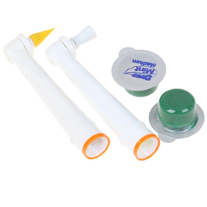 1 Набор, Шпилька для головки и полированная паста, Электронная зубная щетка с полированной чашкой