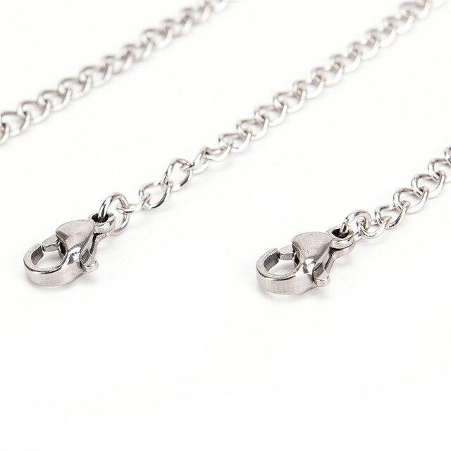 Купить комплект удлинительных цепочек для ожерелья браслета ножных