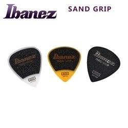 Ibanez Grip Wizard серия Sand Grip Plectrum электрическая акустическая гитара pick, 1 шт. Сделано в Японии