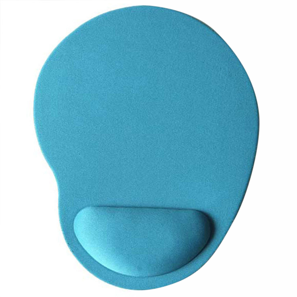 Mouse Pad With Wrist Rest For Computer Laptop Notebook Keyboard Mouse Pad Ergonomic Wrist Cushion