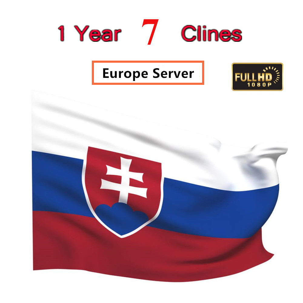 Special for Slovakia Europe HD 1 Year server europeSpain Portugal Germany Poland Satellite tv Receiver 7Clines For DVB S2 V8 BOX|Satellite TV Receiver| - AliExpress
