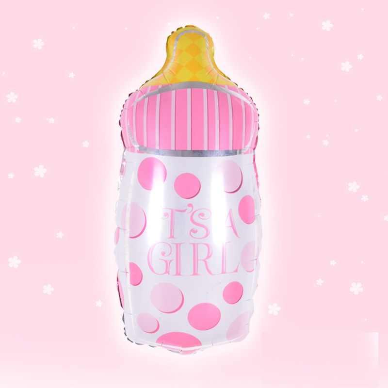 Của Nó Một Bé Trai/Bé Gái Sữa Bóng Bay Chấm Bi Heli Ballon Cho Bé Tắm Trẻ Em Sinh Nhật Trang Trí trẻ Em Đồ Chơi