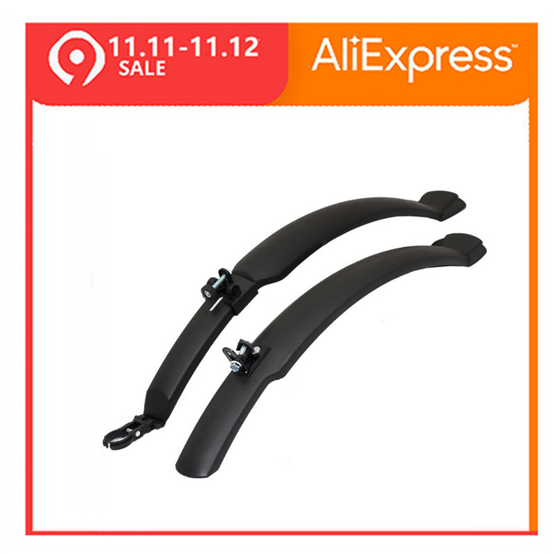 TOMOUNT 1 Pair Bike Fenders Mudguard Cycling Accessories High Quality Bycycle Fender Cycling Mountain Mud Guards Free Shipping