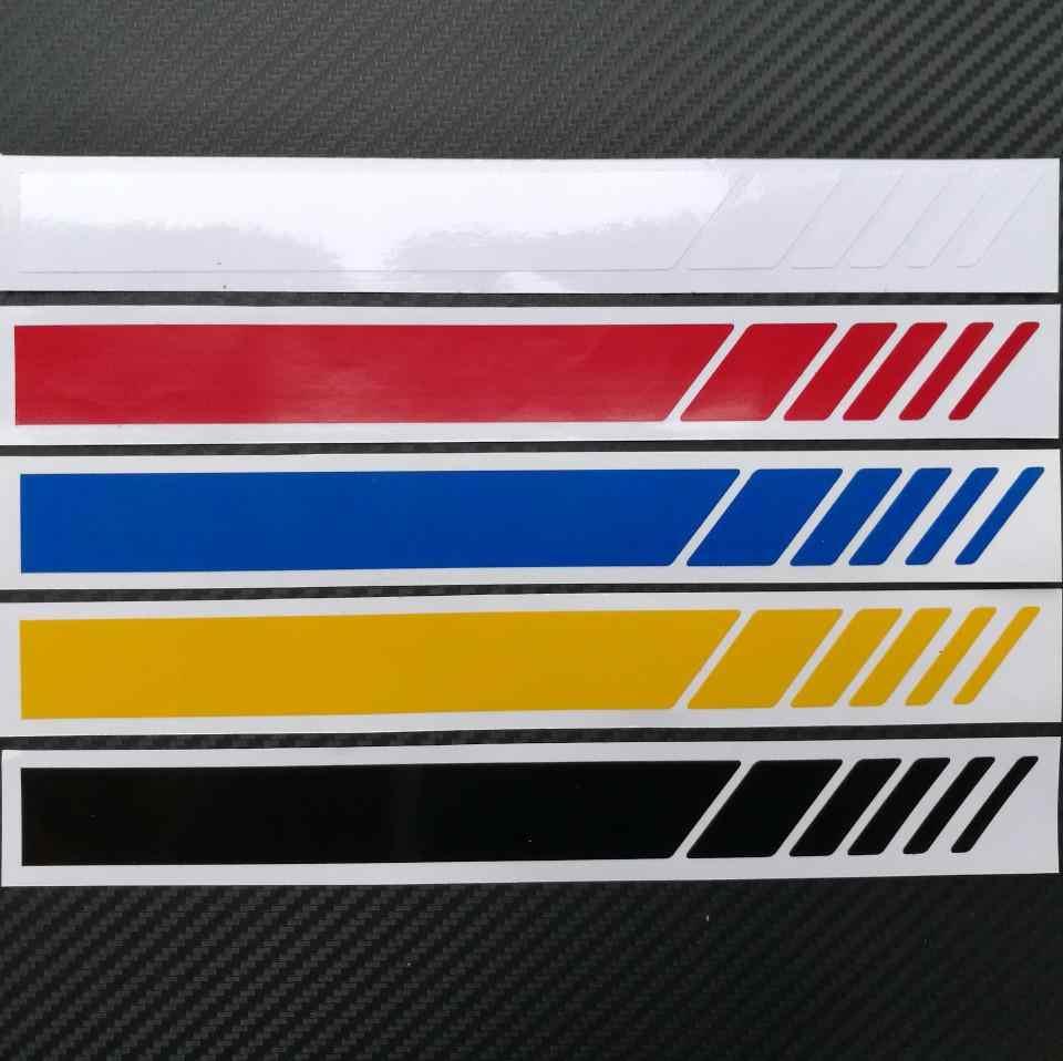 Adesivo Auto Specchietto retrovisore Decalcomanie Della Decorazione Auto-Styling Automoble sticker per volkswagen audi a3 Auto accessori