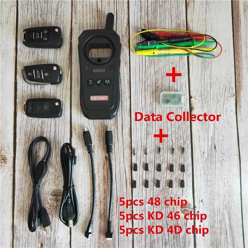 KD-X2 KEYDIY ключи для гаражной двери дистанционного KD X2 Generater чип устройство для считывания/записи идентификации/частоты 96 бит 48 с чипом и сборщи...