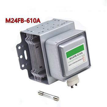 Oryginalny odnowiony kuchenka mikrofalowa Magnetron M24FB-610A do akcesoriów mikrofalowych Galanz tanie i dobre opinie AE-HCDM197 Microwave Oven Magnetron