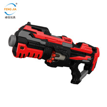 Childrens Air Soft Bullet Gun Electric Continuous Outdoor Shooting Wholesale of Toys rubber band gun