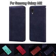 Capa carteira para samsung galaxy a02 SM-A022M a022f couro livro funda capa para samsung a02 a 02 caso do telefone da aleta escudo etui coque