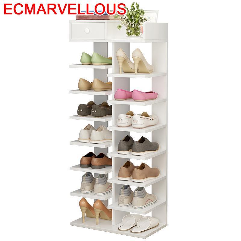 Organizador font b Closet b font Porta Scarpe Moveis Cabinet Zapatera Mueble Kast Furniture Meuble Chaussure