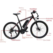 Bicycle-Mountain-Vehicle Ebike Bicicleta Electrica Smlro 350W Motor-Driven 26inch 48v