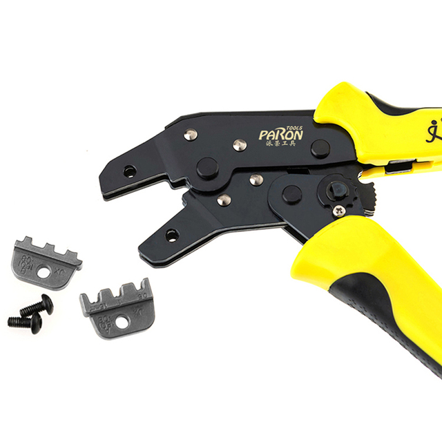 4 In 1 Crimper Tools Kit Crimping Plier For plug /tube/insulation/no insulation/crimping cap/coaxial cable terminals kit 4 Jaws