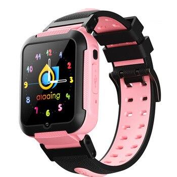 Whatsapp Smart 4G GPS Kids Students Bluetooth Music Camera Wristwatch Video Call Monitor Tracker Location Android Phone Watch 2