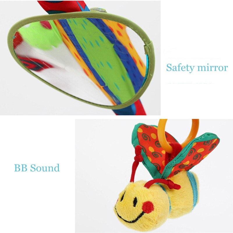Tapis de jeu pour bébé jouets cadeau jouer tapis de gymnastique doux tapis de sol pour bébé 3D activité tapis de jeu tapis rampant enfants tapis jouet éducatif - 6