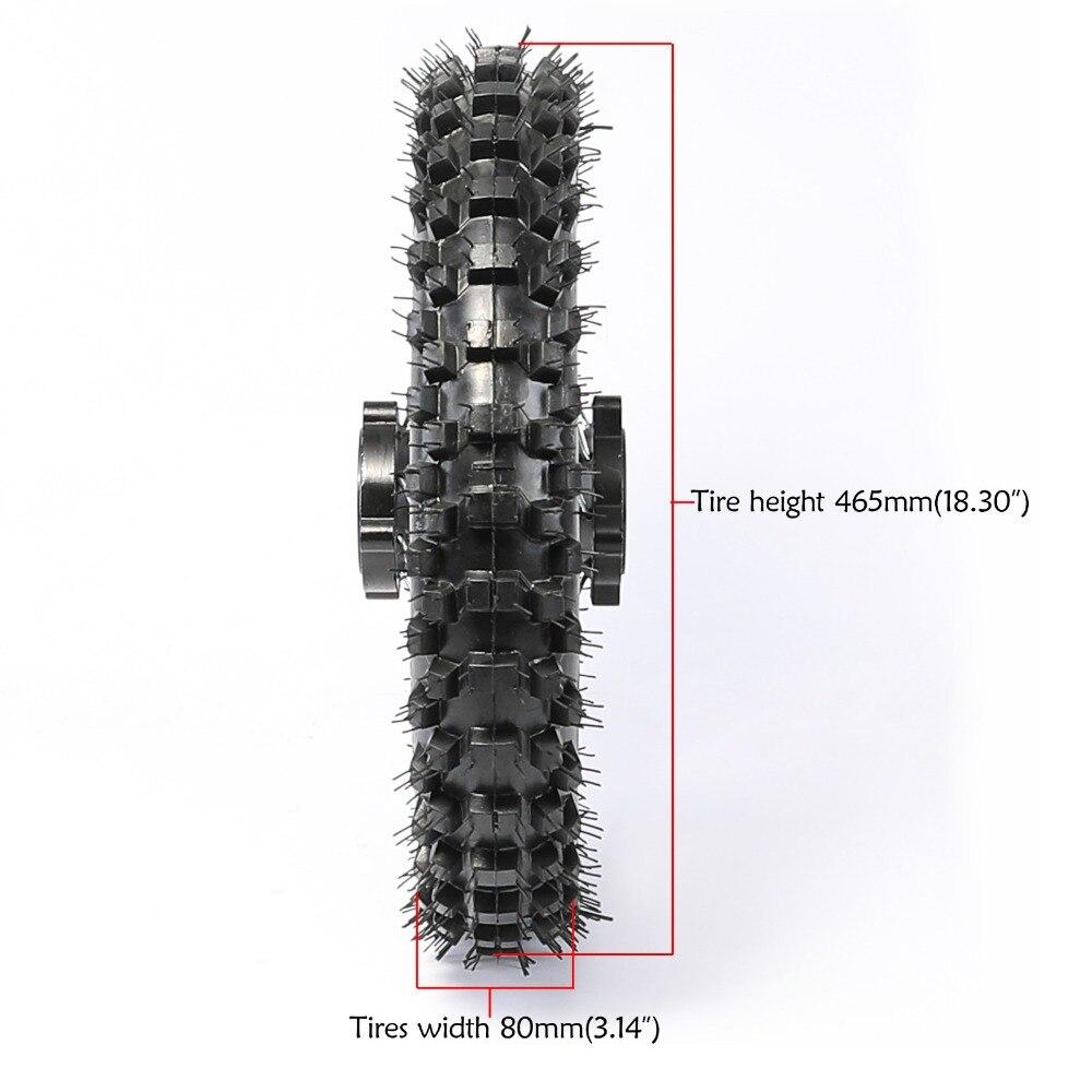 Bottom of rim 550a bike accessory width 13mm