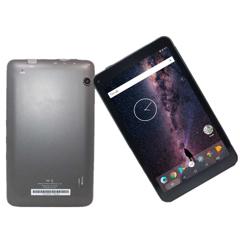 G11 tablet pc 7 polegada android 6.0 allwinner a53 quad core 1 gb + 16 gb câmera dupla 1024*600 pixels ips bluetooth blcak wifi