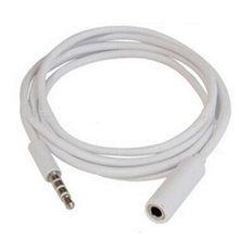 3.5mm Male to Female 3.5 mm Jack Stereo Audio Headphone Extension Cable Extender 15(China)