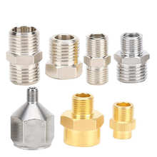 Airbrush-Adaptor-Kit for Compressor Hose Bsp-Connector Professional Universal 1/8in 7pcs