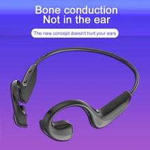 G100 condução óssea fones de ouvido bluetooth 5.0 sem fio não in-ear fone de ouvido ipx6 à prova dwaterproof água esporte fone de ouvido gancho fone de ouvido novo