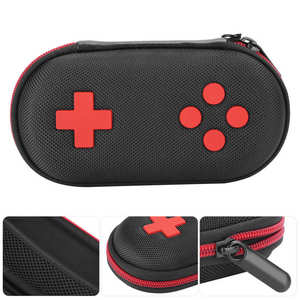 Image 4 - EVA Gamepad Protection Bag Game Handle Controller Perfect Traveling Case Fit for 8BitDo movement sensor Professional manufacturi