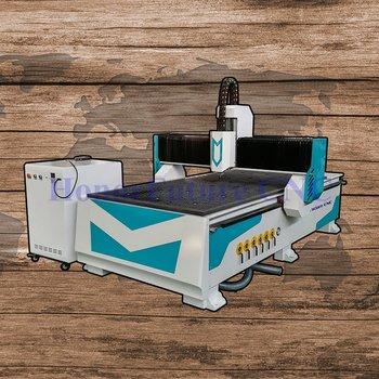 Multi purpose 3 axis cnc router 1325 wood machinery, acrylic MDF aluminum cutting machine