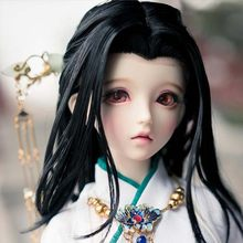 Top Quality 1/3 1/4 Bjd Wig High Temperature Fashion Style Hair SD DD MDD For Doll(China)