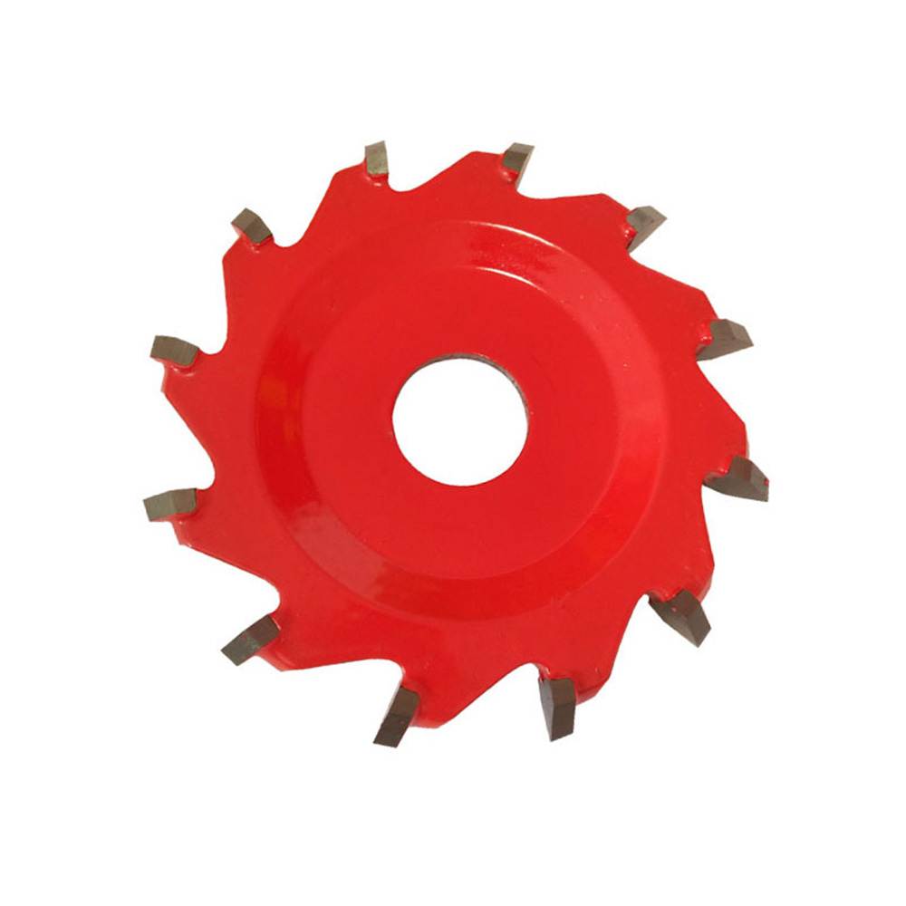 Round Sawing Cutting Blades Discs Open Aluminum Composite Panel Slot Groove Aluminum Plate Circular Saw Cutter