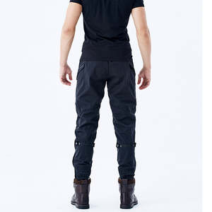 Image 5 - DUHAN Casual Motorcycle Pants Men Motocross Pants Waterproof Moto Protection Anti fall Motorcycle Riding Trousers 3 Colour