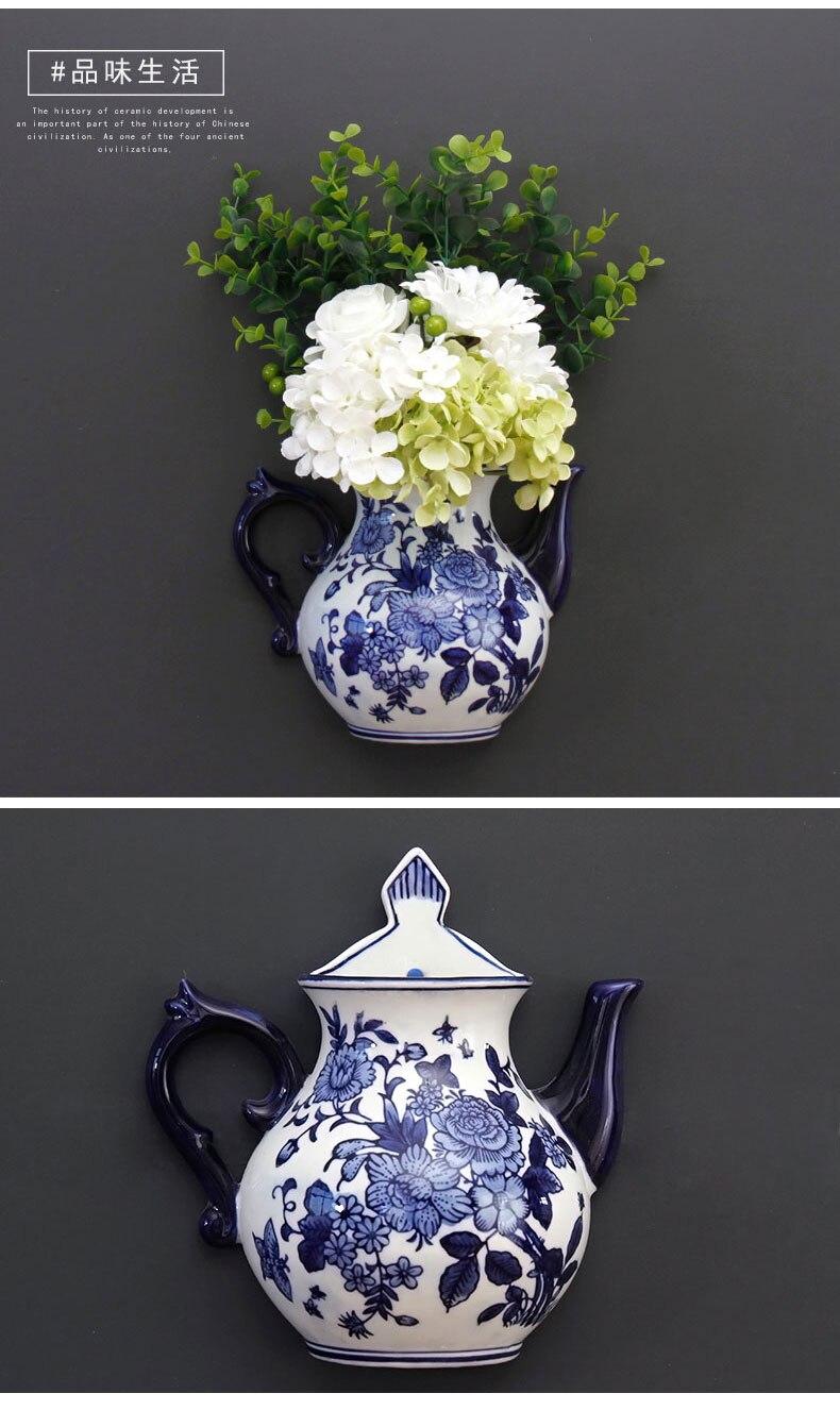 Keramik Hiasan : keramik, hiasan, Bentuk, Keramik, Hiasan, Dinding, Metope, Jingdezhen, Putih, Porselen, Bunga, Wadah, Bunga|shape, Vase|flower, Vasewhite, Porcelain, Flower, AliExpress