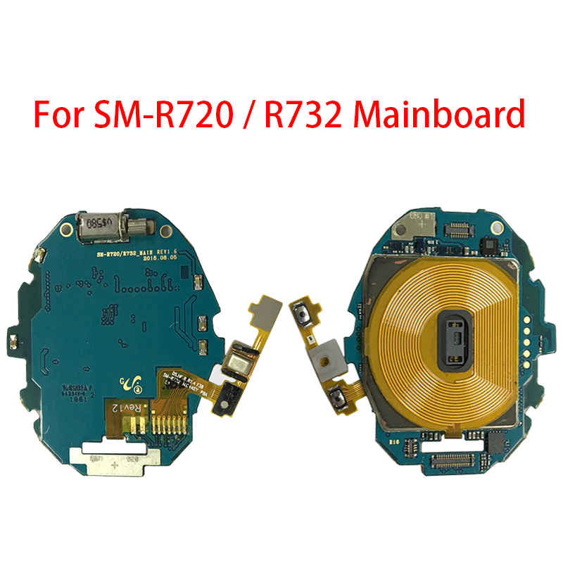 BINYEAE Mainboard For Samsung Gear S2 R720 / R732 Original Main Board Repair Part
