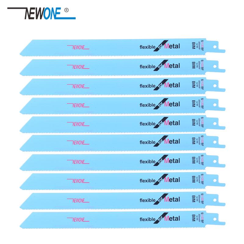 Nouvelles lames de scie 225mm multi-coupe pour bi-métal sur scie alternative outils électriques accessoires