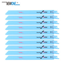Newone Saw Blades 225mm Multi Cutting For Bi metal on Reciprocating Saw Power Tools Accessories