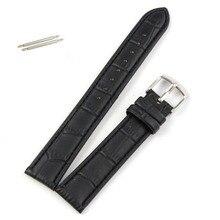 Спортивные часы 18-22 мм мягкий силиконовый резиновый ремешок стальная пряжка браслет наручные часы аксессуары для часов