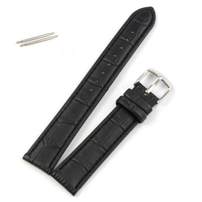 Sports Watch Band 18-22mm Soft Silicone Rubber Strap Steel Buckle Bracelet Wrist WatchBand watch accessories